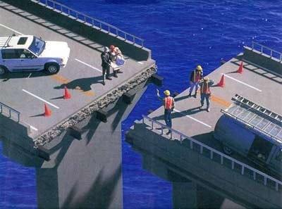 Bridge, funny