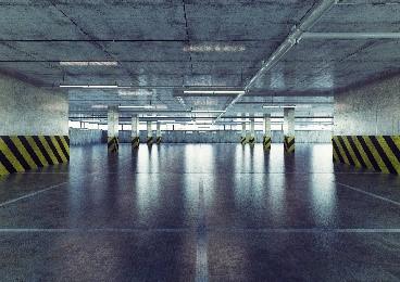 parking deck lighting